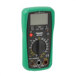 Multimètre numérique équipé d'un écran rétro-éclairé et d'une fonction de maintien de données Catt III 300V