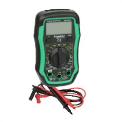 Multimètre numérique équipé d'un écran rétro-éclairé et d'une fonction de maintien de données Cat III 600V