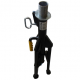 Folding pipe Jack   HI FOLD-A-JACK without head