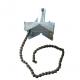 Dispositif de serrage pour tube �80-325mm