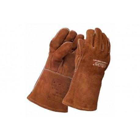 Gants de soudeur Weldas 5 doigts qualité supérieure