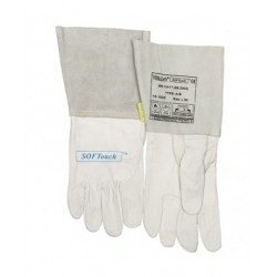 Softouch grain calfskin-TIG glove 10-1005