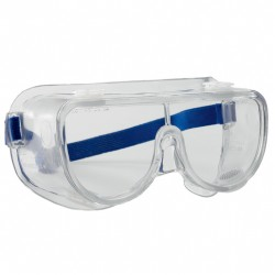 Flexy glasses panoramic colourless anti-fog panoramic