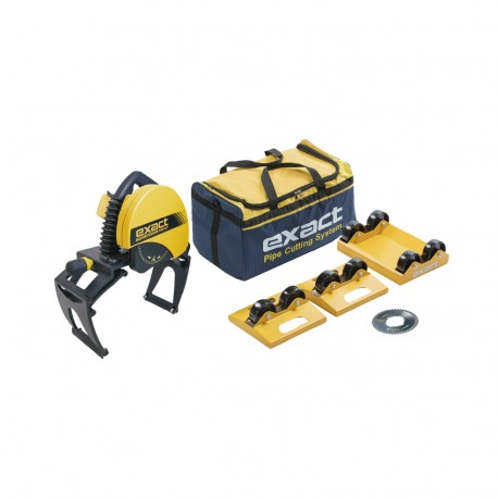 Exact NEW PipeCut 460 PRO SERIES System