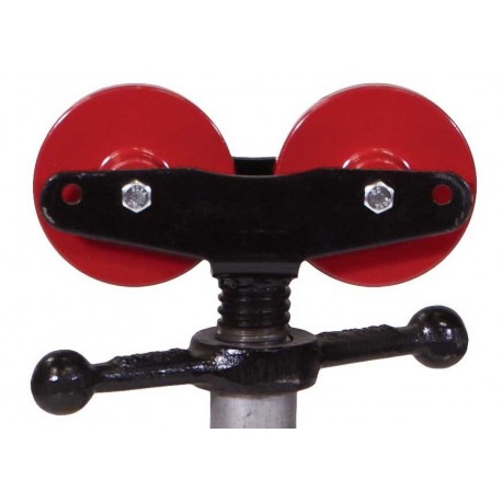 Roller Wheel Head  for pipe jack - box of 6 units