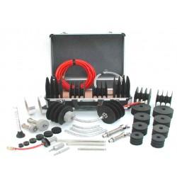 Mallette kit d'inertage DN15-150 Ø21-175mm pour tube