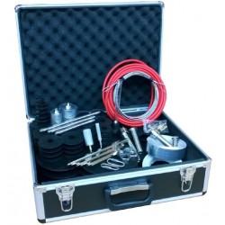 """Mallette kit d'inertage DN15-200 ½""""à 8"""" pour tube"""