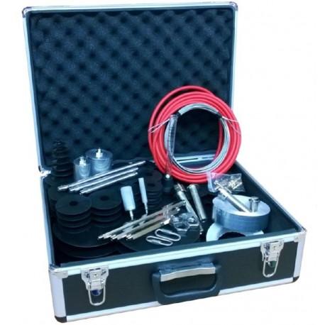"""Case inerting kit DN15-200 ½""""to 8"""" for tube"""