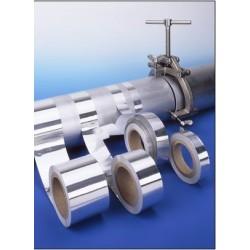 Ruban adhesif aluminium 100mm x 25m