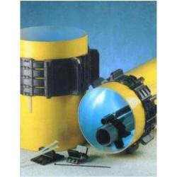 MF Medi centering insulator - Skid height 135mm