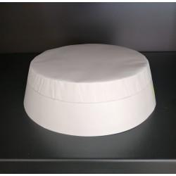 Dissolvo cone water soluble paper purge