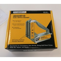 Adjust-O™ 80° Dual Switch magnétiques angulaires doubles