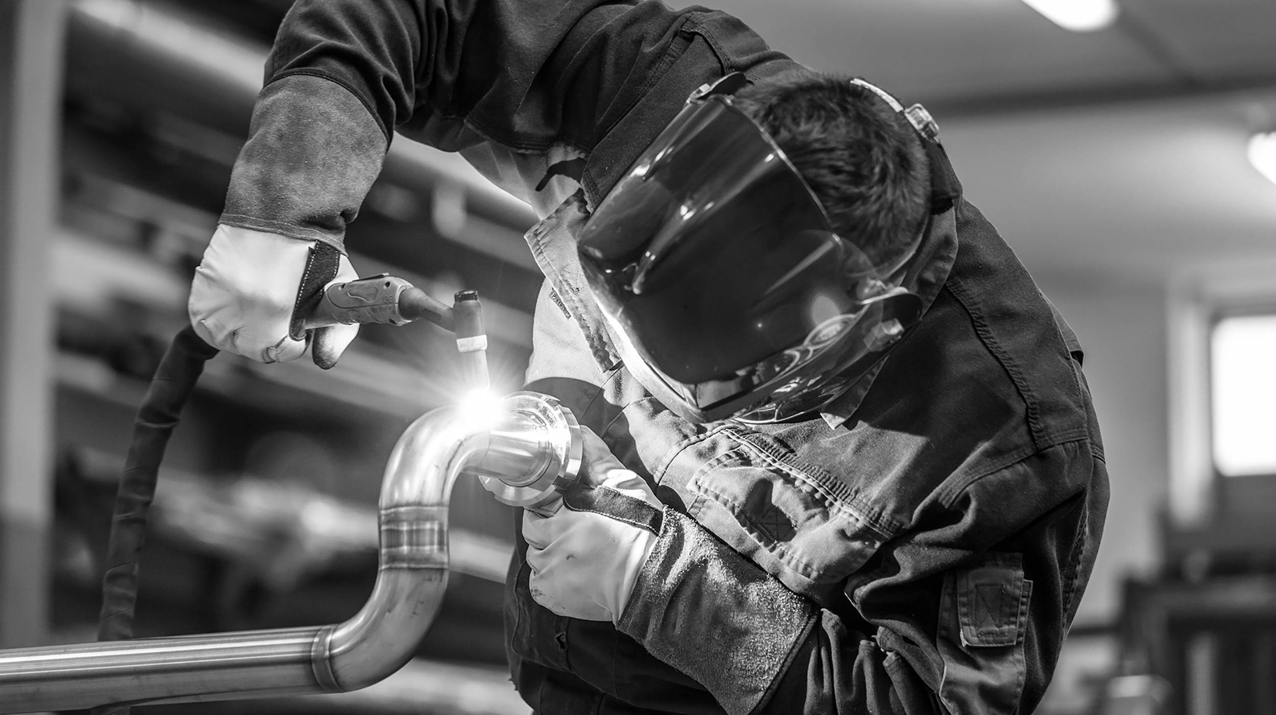 OUR WELDING ASSISTANCE RANGE